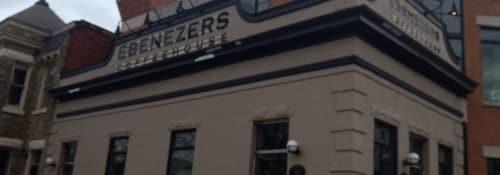 ebenezers coffee space