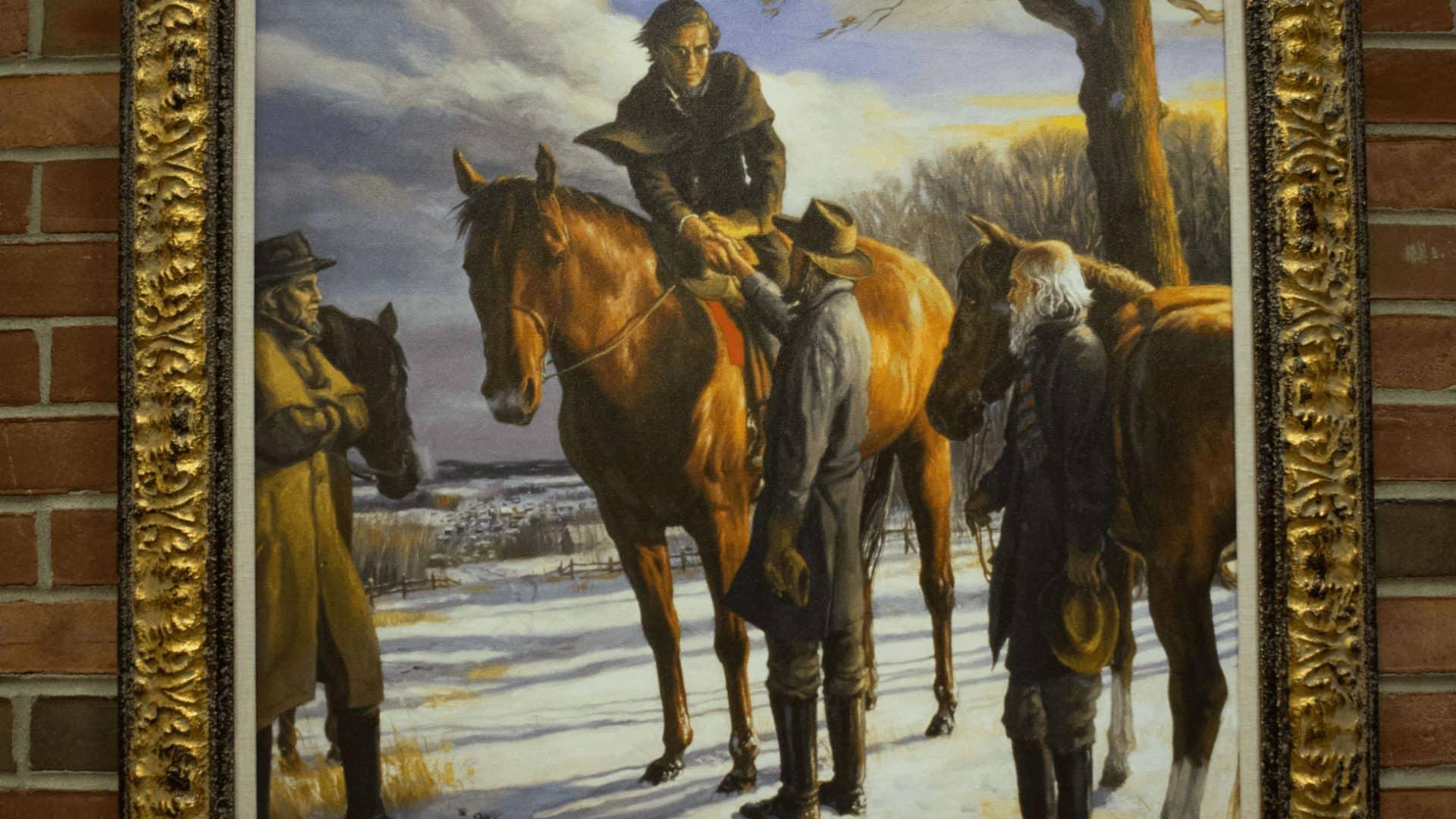 Ranson Dunn Painting