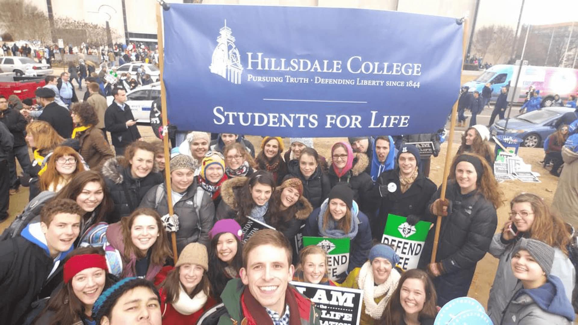 Hillsdale March for Life