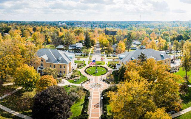 Hillsdale College Campus