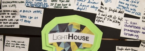 """A """"Lighthouse"""" to People Affected By Mental Health Issues"""
