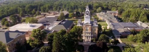 Eagle's View of Campus