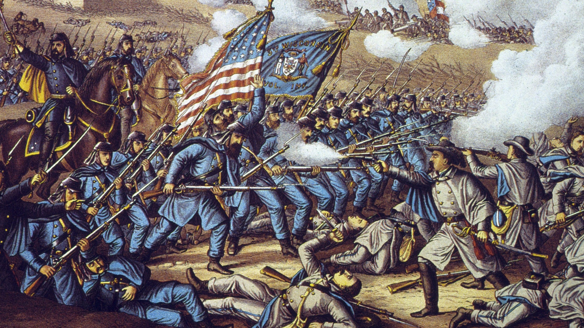 New School Academic Calendar >> The Civil War - Hillsdale College
