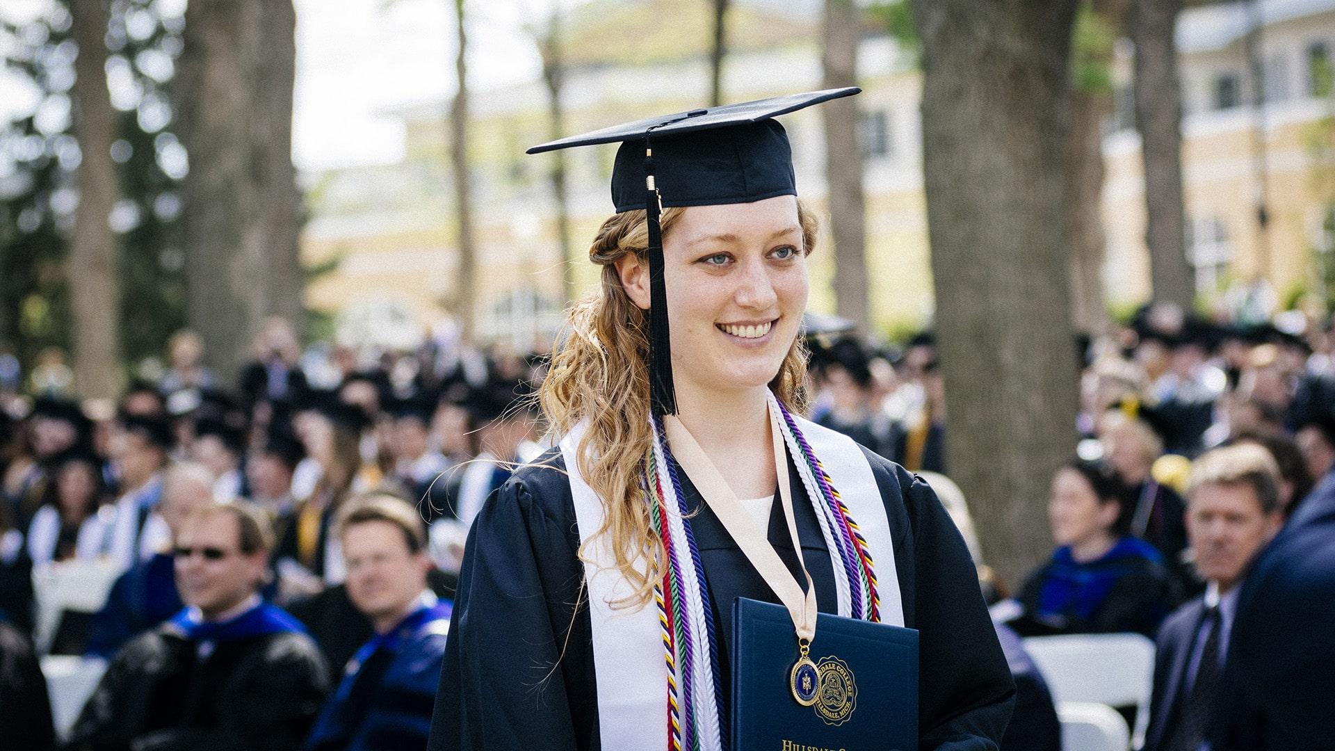 Ellen Roundey Graduation