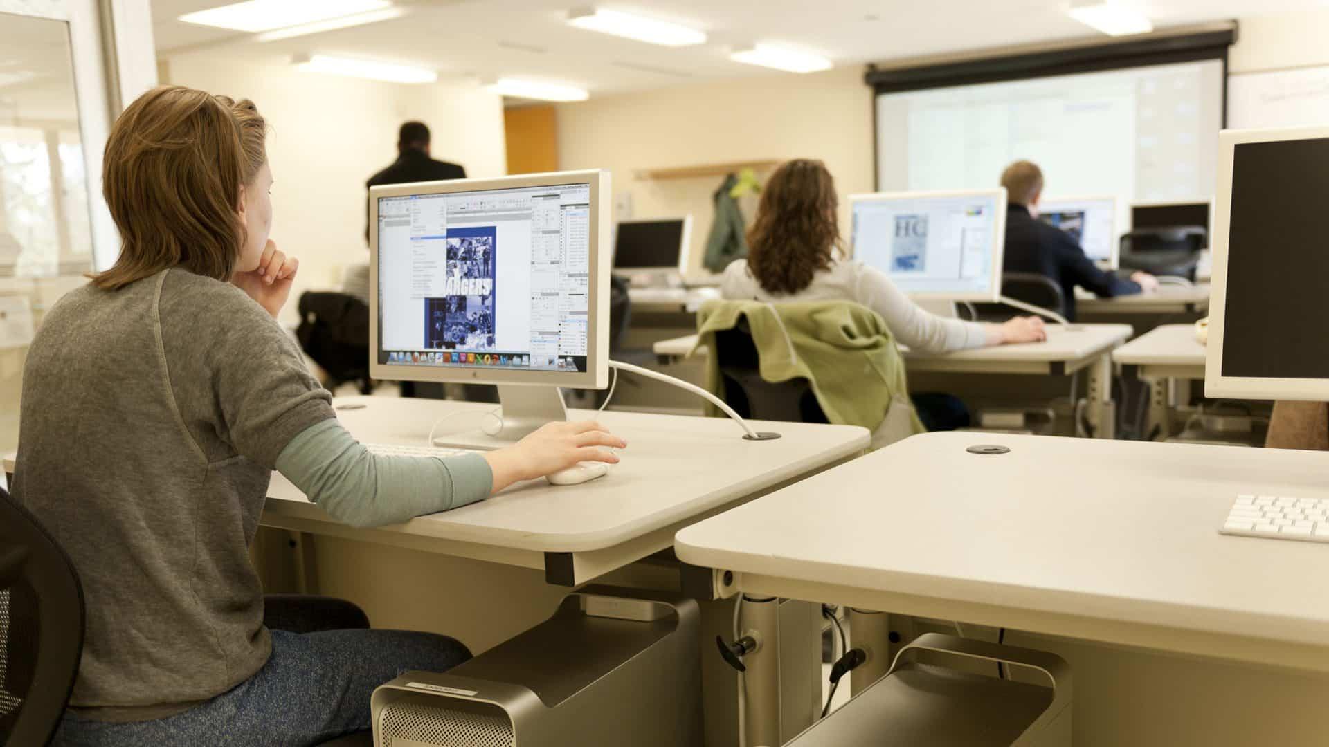 Classroom Web Design ~ Graphic design hillsdale college