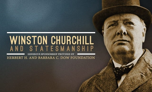 Hillsdale College Online Courses Winston Churchill and Statesmanship