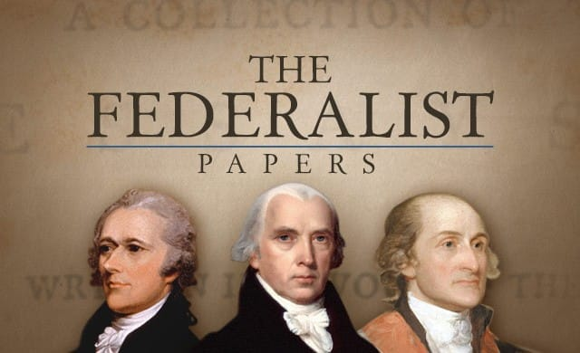 Hillsdale College Online Courses The Federalist Papers