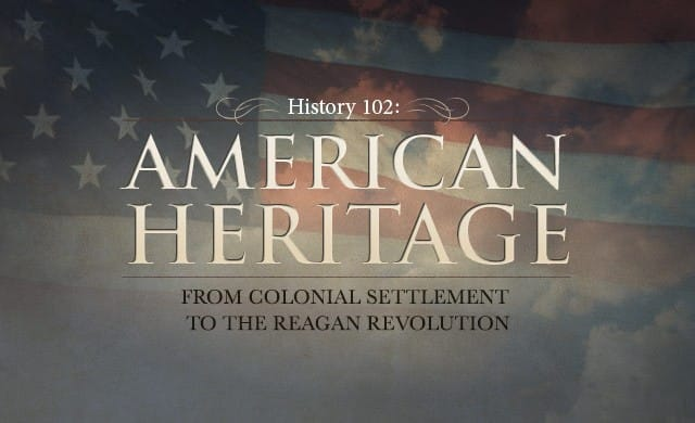 Hillsdale College Online Courses American Heritage