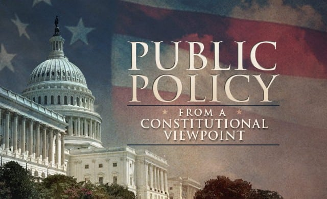 Hillsdale College Online Courses Public Policy from a Constitutional Viewpoint