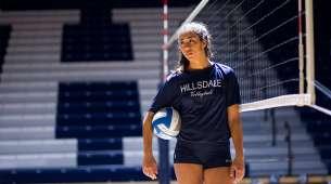 Hillsdale College Volleyball