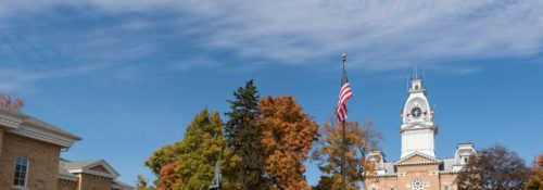 Hillsdale College Honored As '2017-2018 College of Distinction'