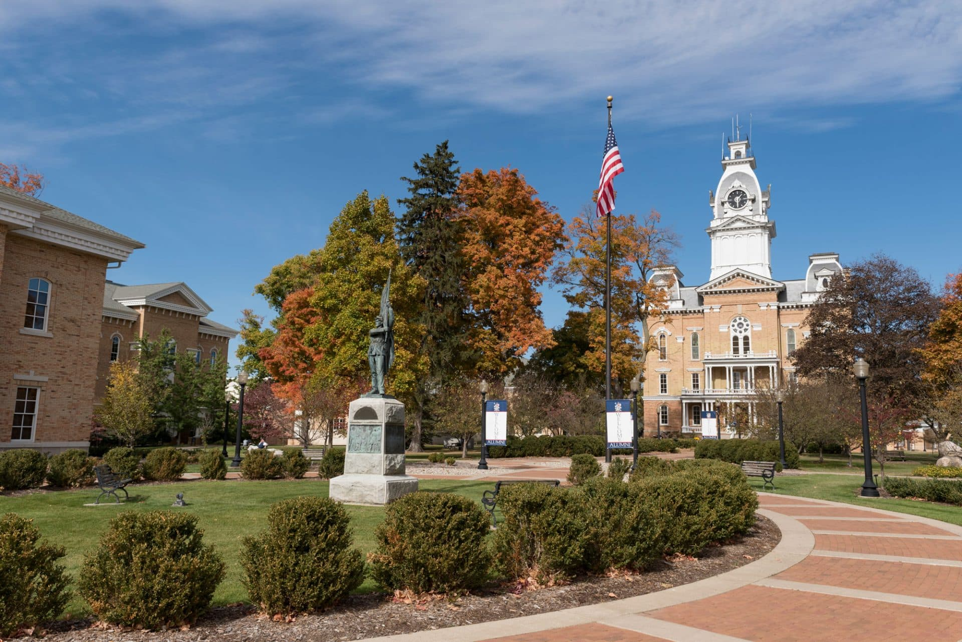 Hillsdale College Honored As 2017 2018 College Of