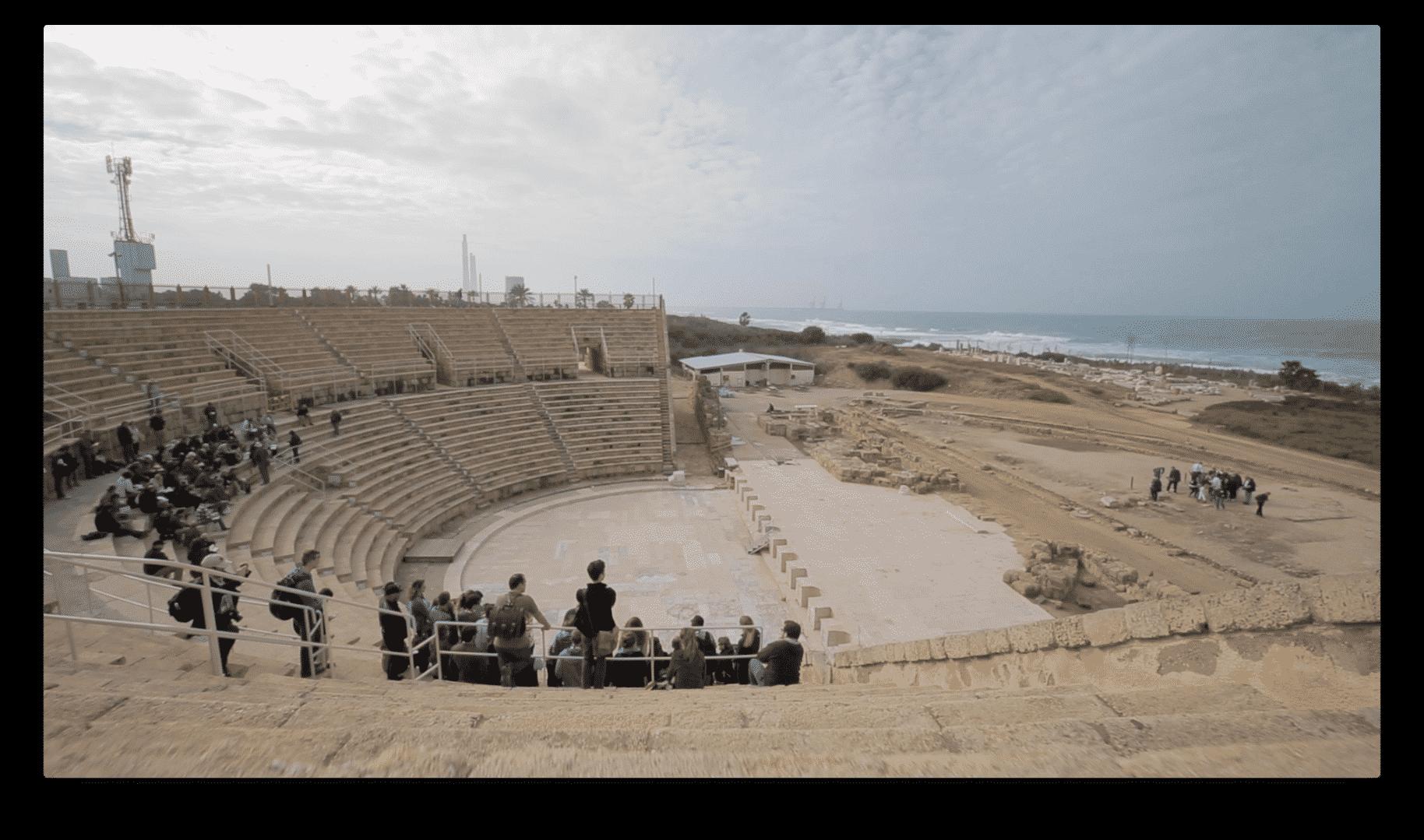 Hillsdale College Israel Trip