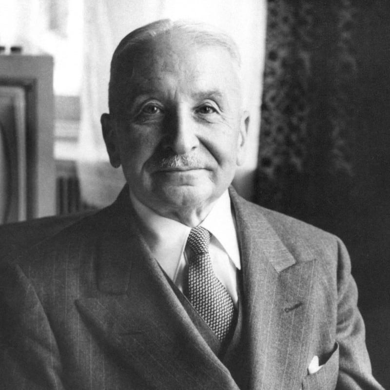 Ludwig Von Mises Room