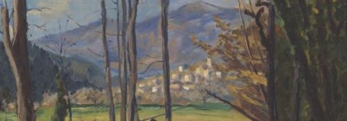 Churchill Painting Exhibition
