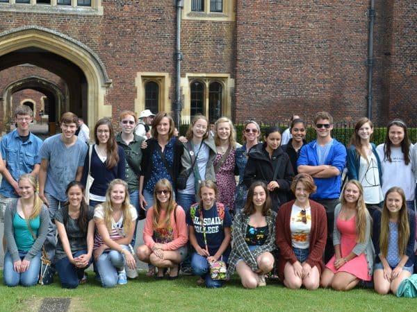 HSSA England Trip