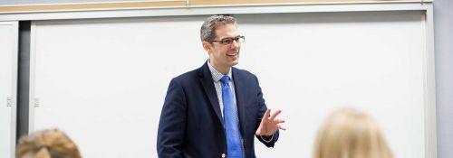 Jeffrey Lehman Professor of Education