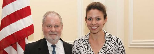 Megan Lacy - '06 Alumna pursuing career as lawyer