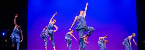 Hillsdale College Tower Dancers