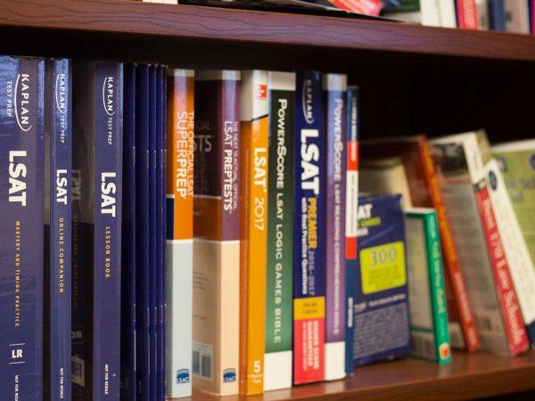 LSAT Prep Books