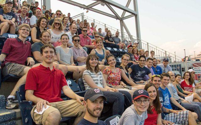 Alumni Baseball Game