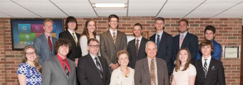 Hillsdale College Supports Hillsdale High School Students with Bernard L. Davis Scholarship