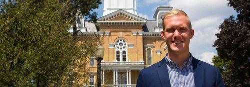 Why I Chose Hillsdale: Noah Weinrich