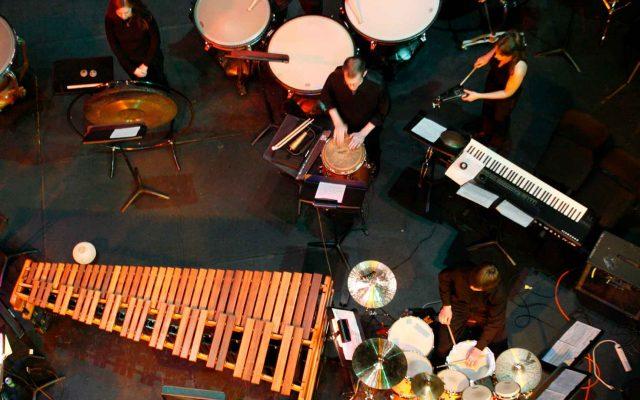 orchestra percussion