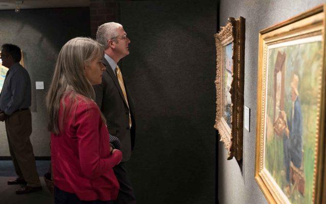 Sage Art Exhibit