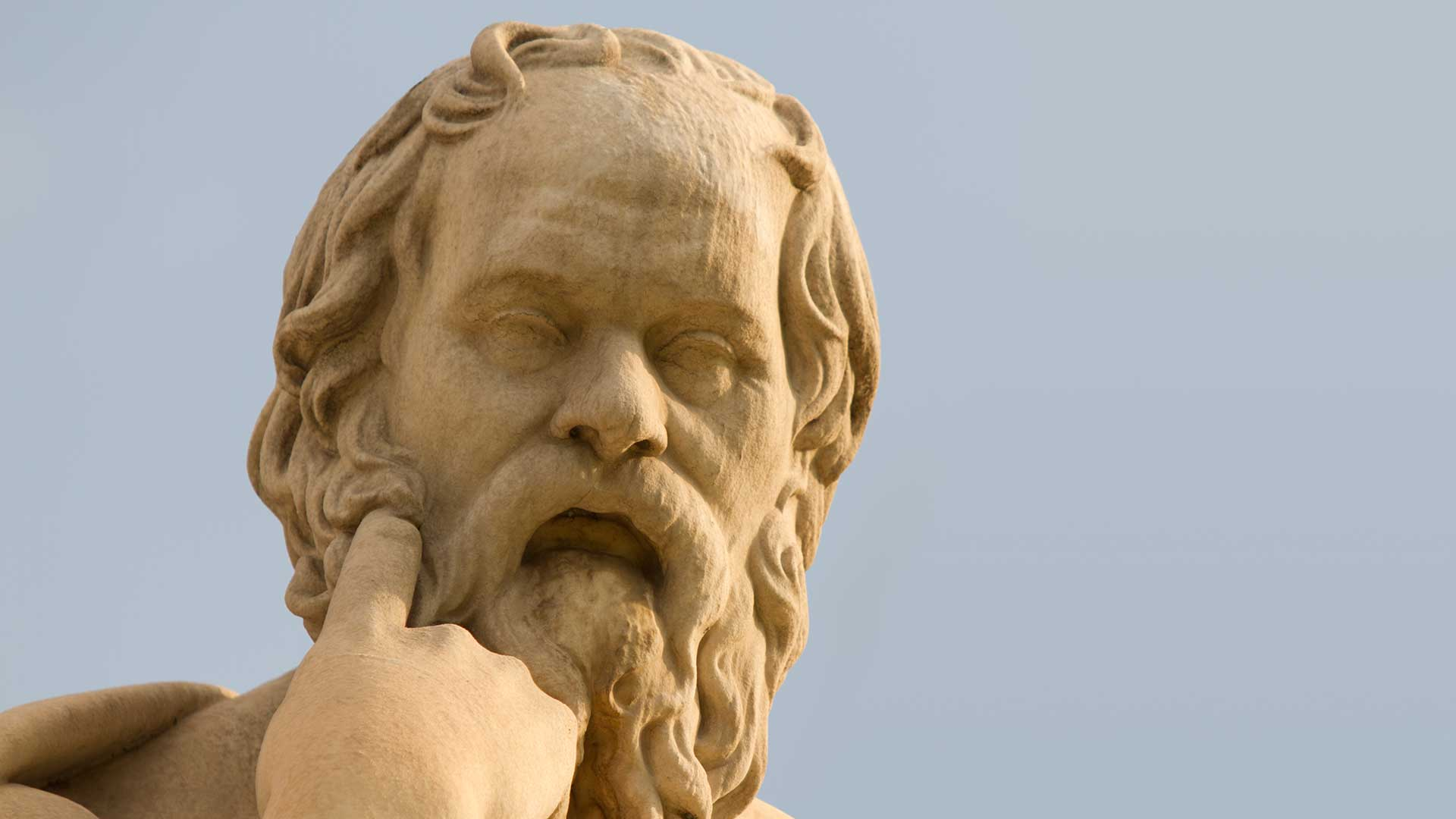 Socrates and Saying What You Believe   Hillsdale College