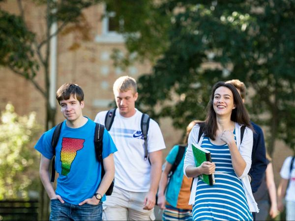 Hillsdale Campus students