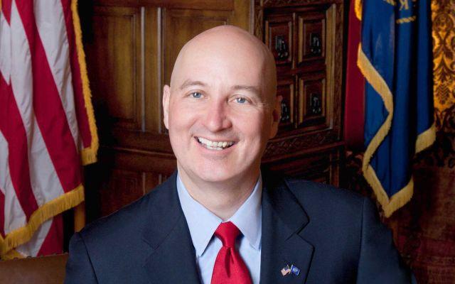 Governor Ricketts of Nebraska