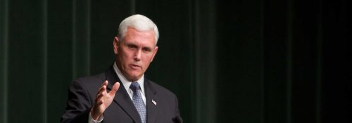 Vice President Mike Pence to Deliver 2018 Hillsdale College Commencement Address