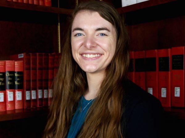 Sarah Onken Ph.D. Student Van Andel Graduate School of Statesmanship