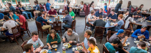 Knorr Dining Hall