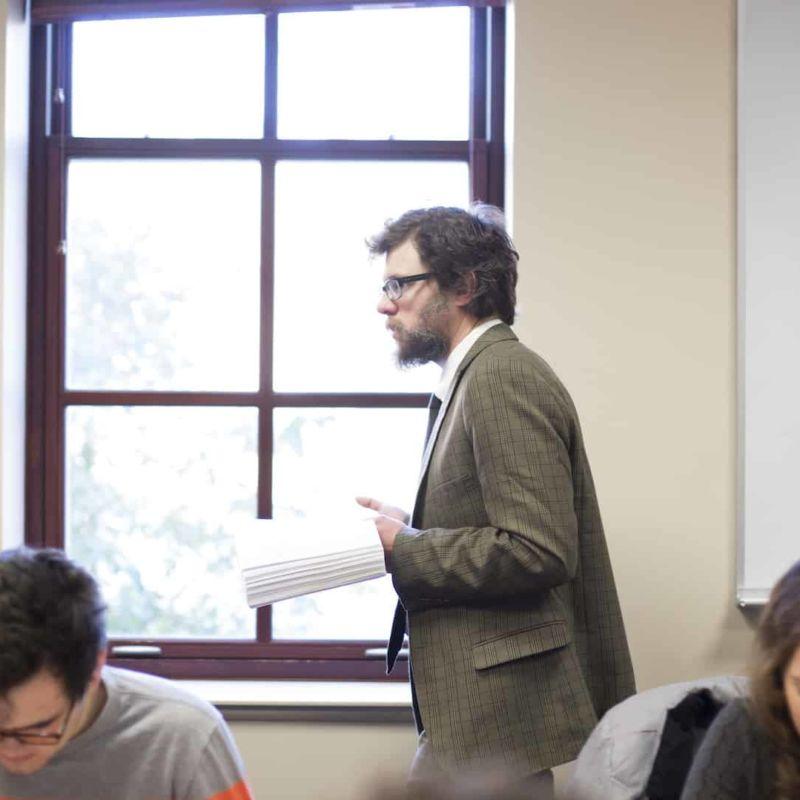 Eric Hutchinson Lecture