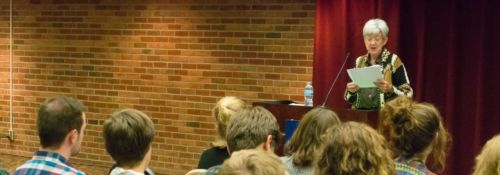 Authors and Students Converge at Hillsdale's Visiting Writers Program