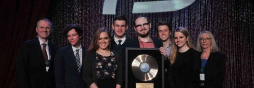 MAB Awards Hillsdale Students