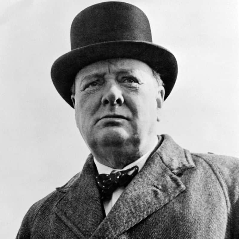 Sir Winston S. Churchill