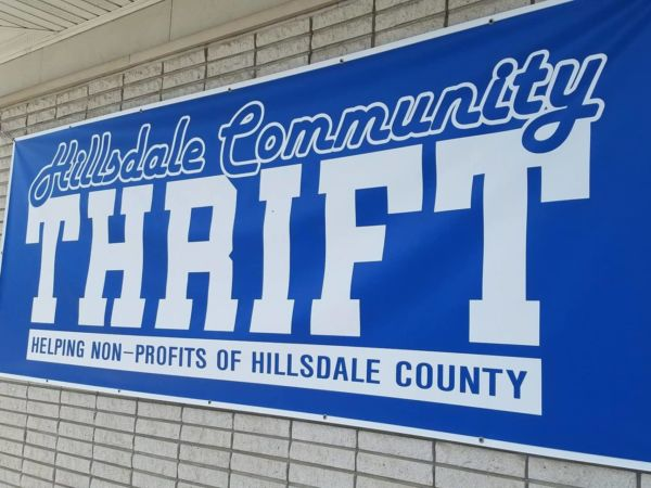 Hillsdale Community Thrift: Helping non-profits of Hillsdale County.