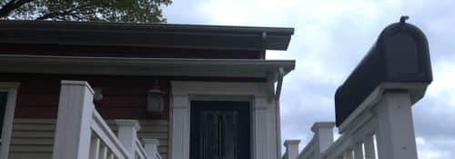 Burt House Steps