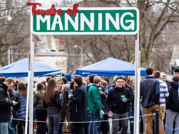 Taste of Manning