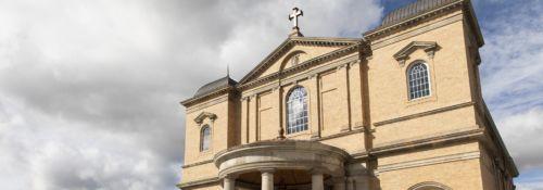 Christ Chapel Opening