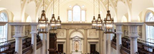 Christ Chapel Interior Architecture