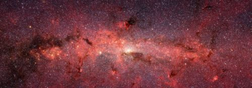 Galactic Center - Milky Way