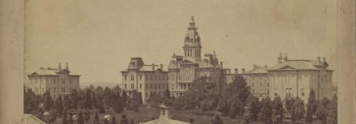 Hillsdale as it was at it's founding