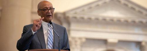 Bob Woodson Receives Freedom Leadership Award